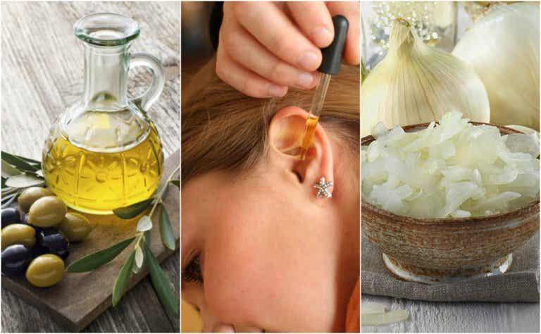 Remedios naturales para aliviar el dolor de oído