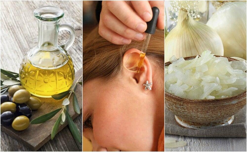 Remedios Naturales Para Aliviar El Dolor De Oído Mejor Con Salud