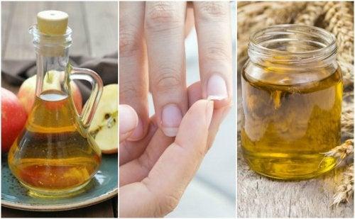 Alivia las uñas quebradizas con estos 5 remedios caseros