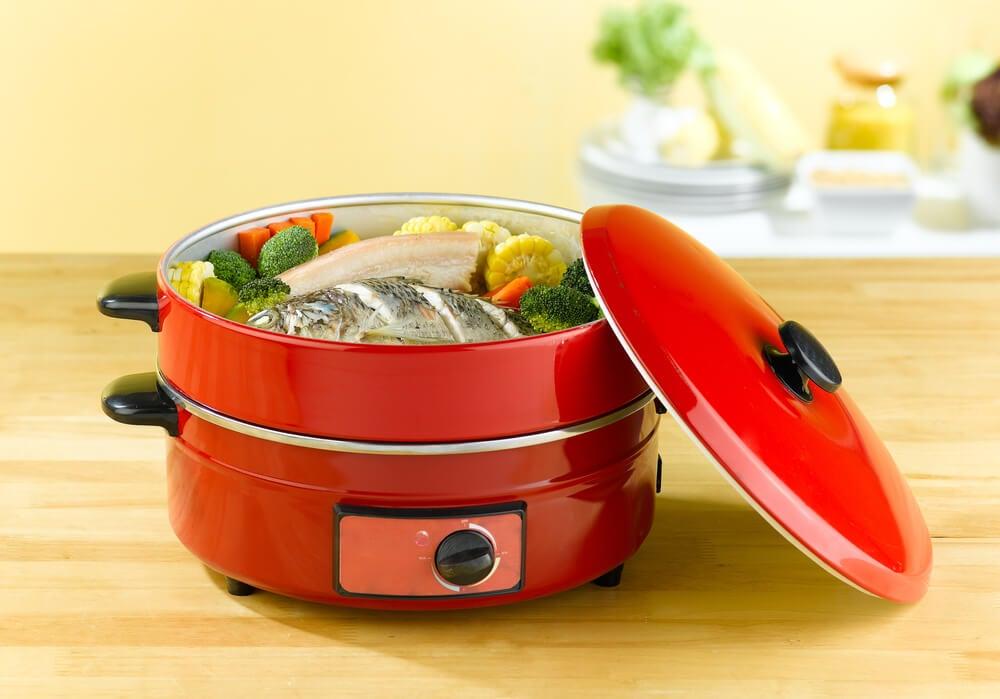 ¿Cuáles son los beneficios de cocinar al vapor?