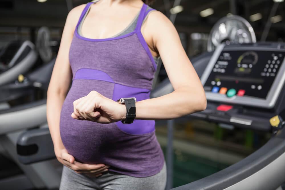 Beneficios de ejercitarse en el embarazo