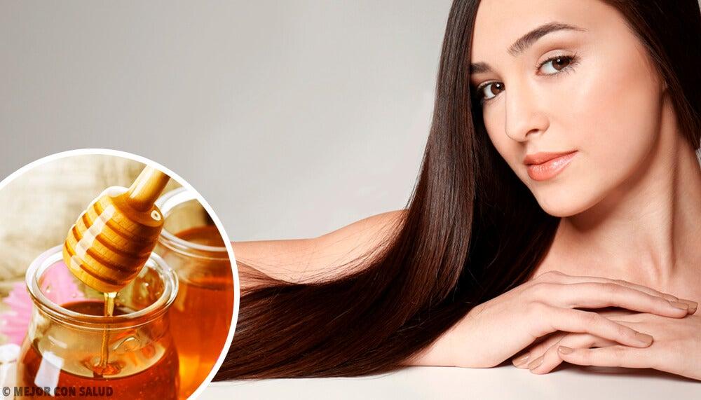 Es bueno echarse miel en el cabello