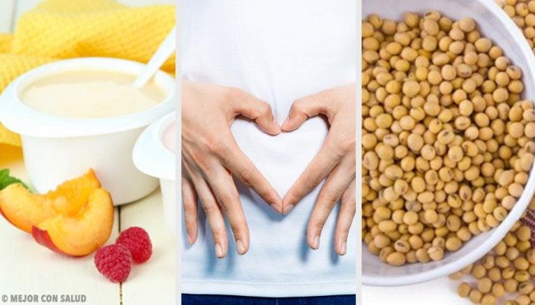 Buenos hábitos que potencian la flora intestinal