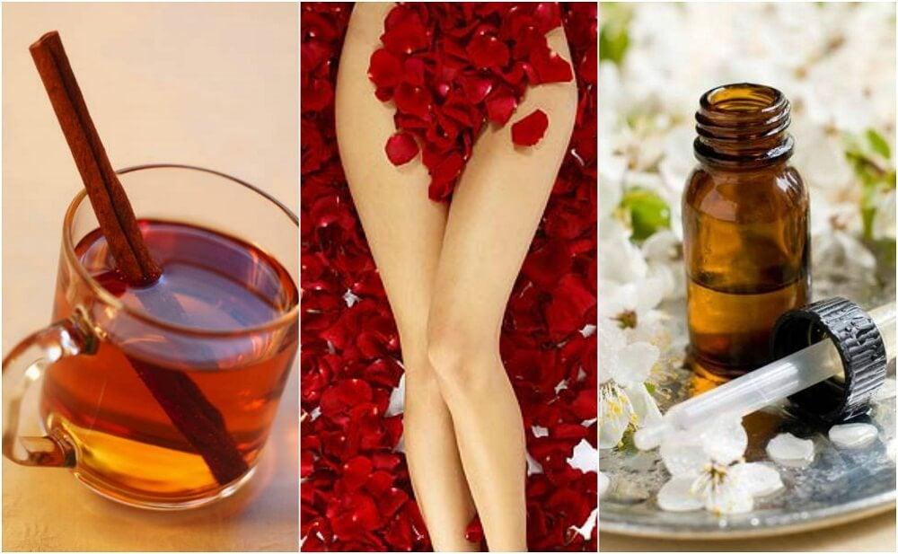 Cómo controlar la regla abundante con 5 remedios naturales