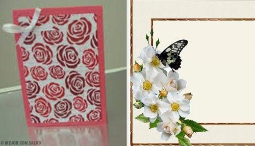 ¿Cómo hacer tarjetas de regalo bonitas?