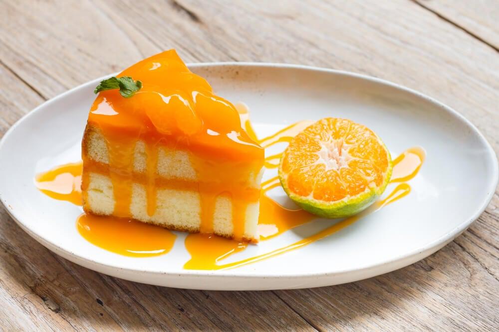 Cómo preparar una torta de limón y chocolate