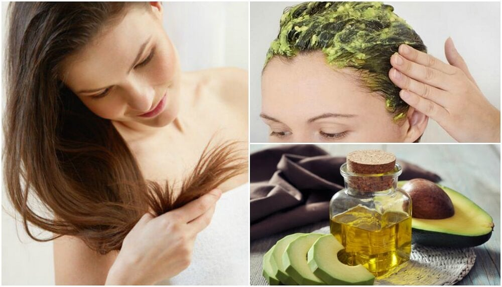 Cómo usar el aguacate para restaurar el cabello dañado – Mejor con Salud