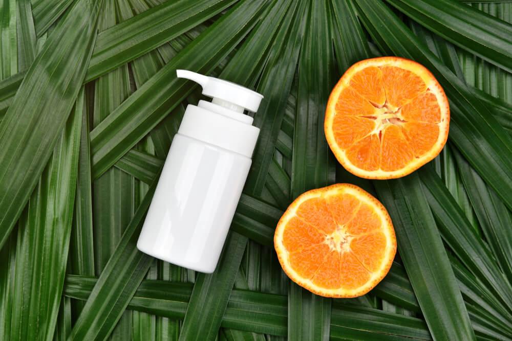 Crema de naranja y yogur