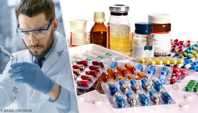 ¿Cuál es el proceso que pasa un medicamento antes de salir al mercado?
