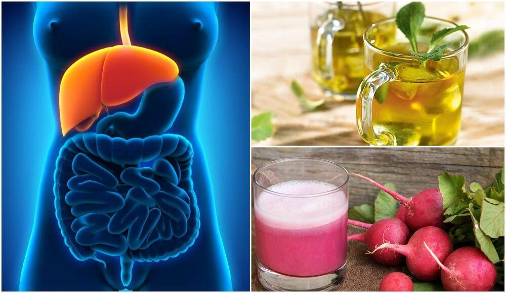 Descubre cómo tratar el hígado graso naturalmente