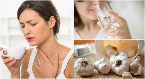 ¿Dolor de garganta? Combátelo siguiendo estos consejos