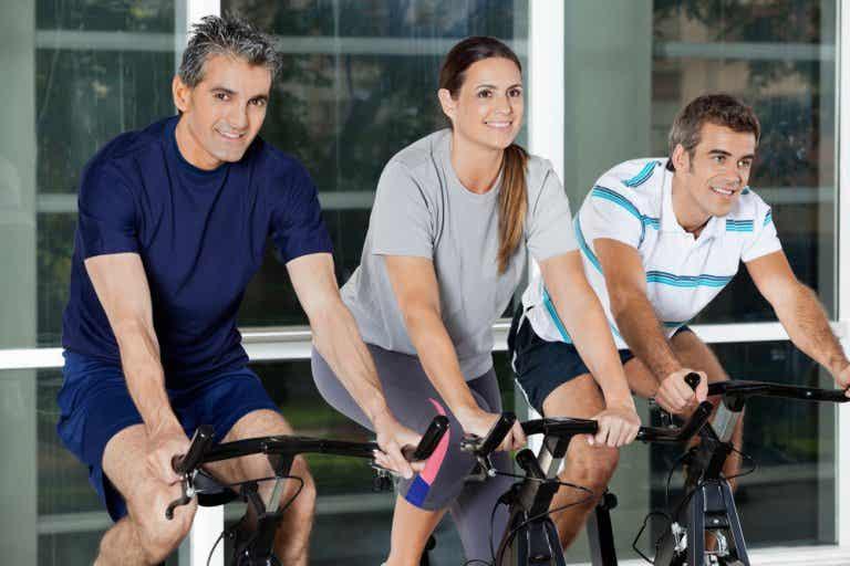 Ejercicios ideales para mayores de 40