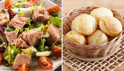 Ideas para preparar comidas de campamento