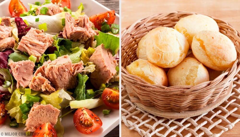 Ideas para preparar comidas de campamento mejor con salud for Comidas rapidas de preparar