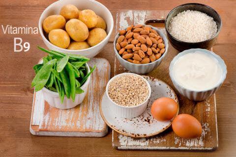 7 grandes fuentes naturales de ácido fólico