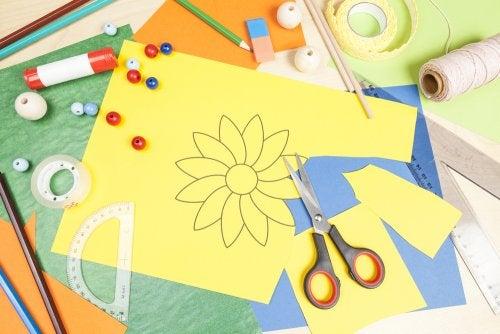 juguetes hechos con material reciclado