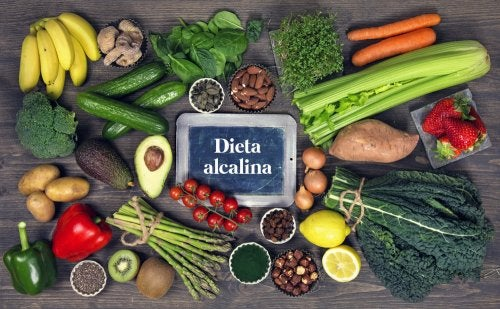 Los alimentos alcalinos y el cuerpo
