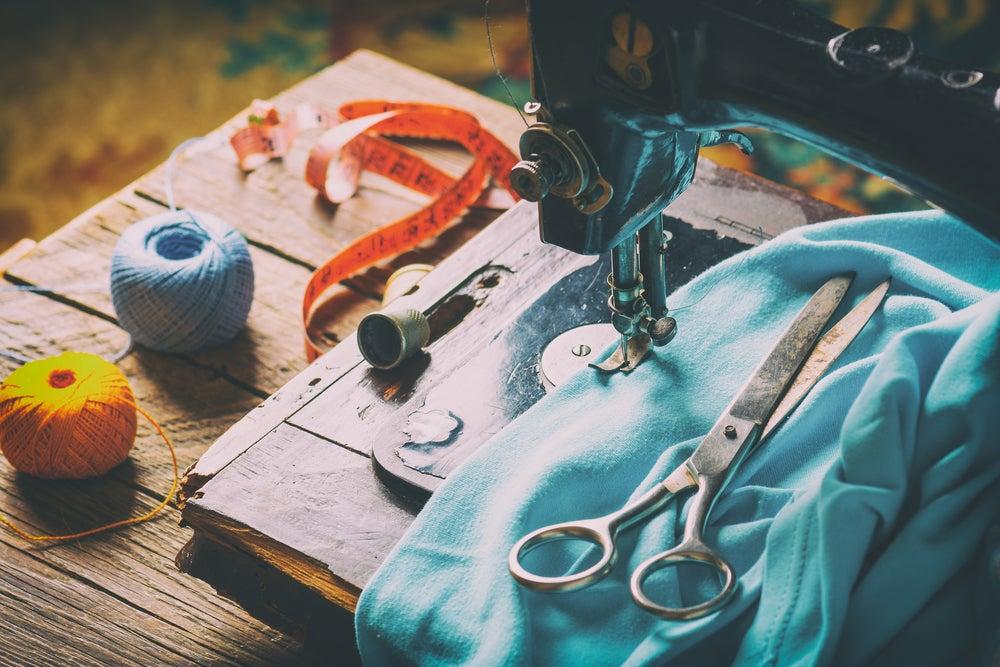 Máquinas de coser,