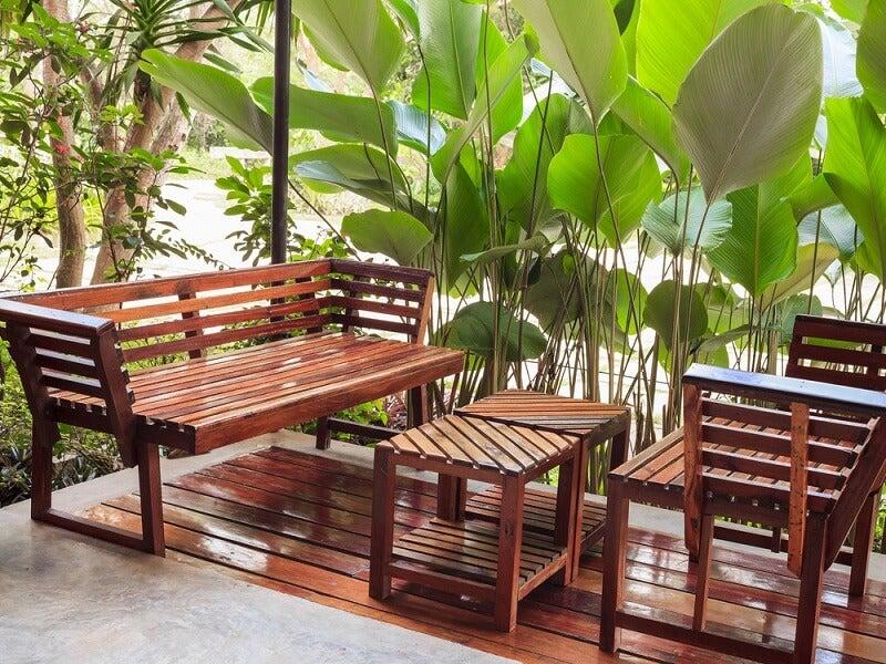 Mantenimiento de los muebles de madera en casa