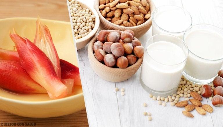 Nuevos ingredientes orientales saludables