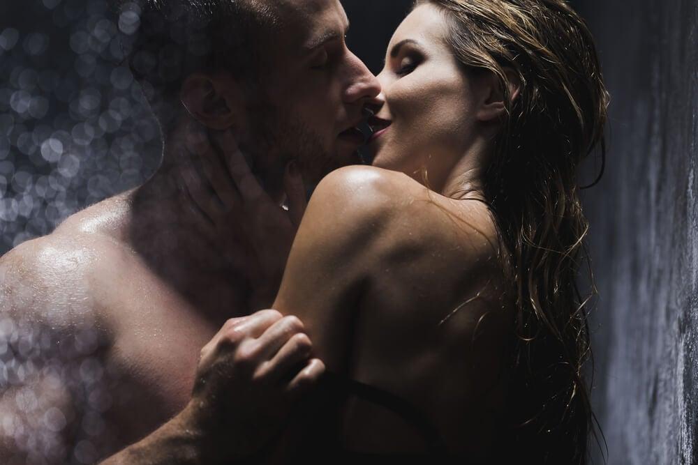 Hacer el amor en la ducha