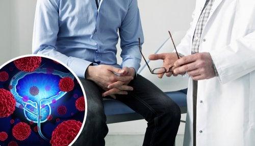 Primeros síntomas del cáncer de próstata