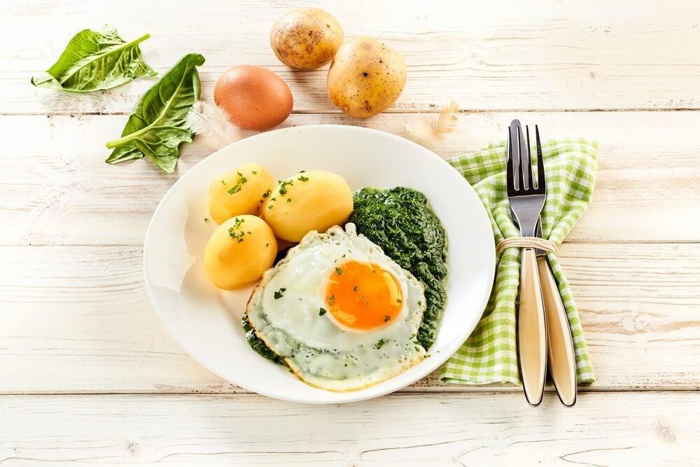Qué hacer para no engordar con menús vegetarianos