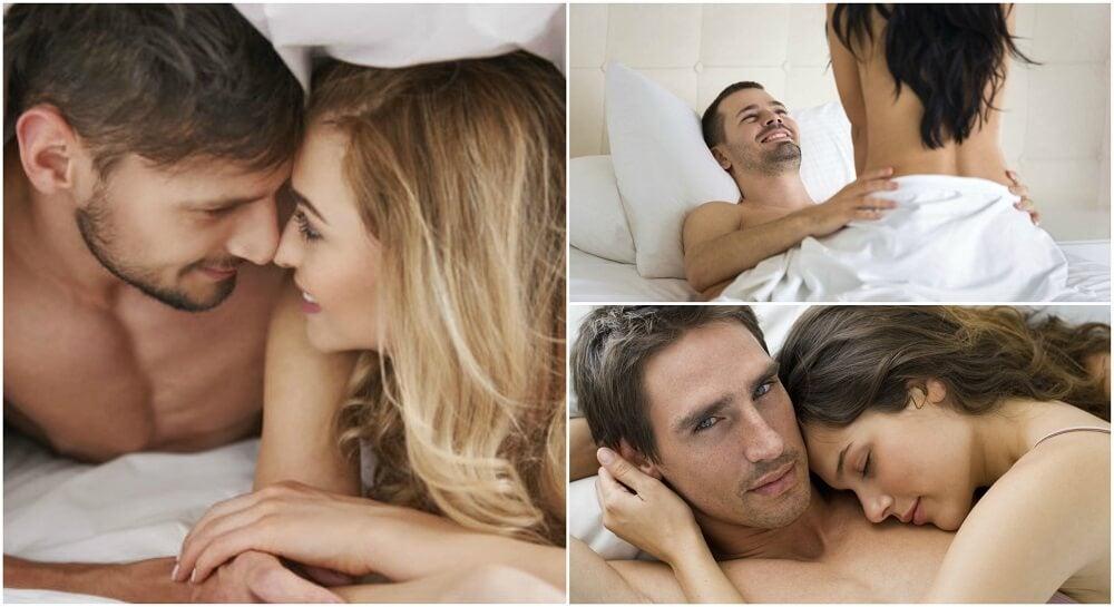 ¿Qué piensan los hombres cuando hacen el amor?