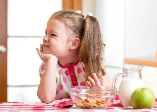 Niños con poco apetito: ¿cómo ayudarlos?