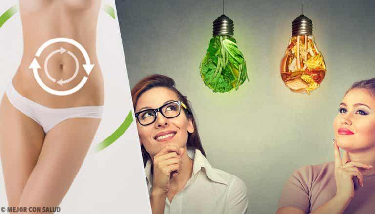 ¿Qué es el metabolismo? ¿Tienes un metabolismo rápido o lento?