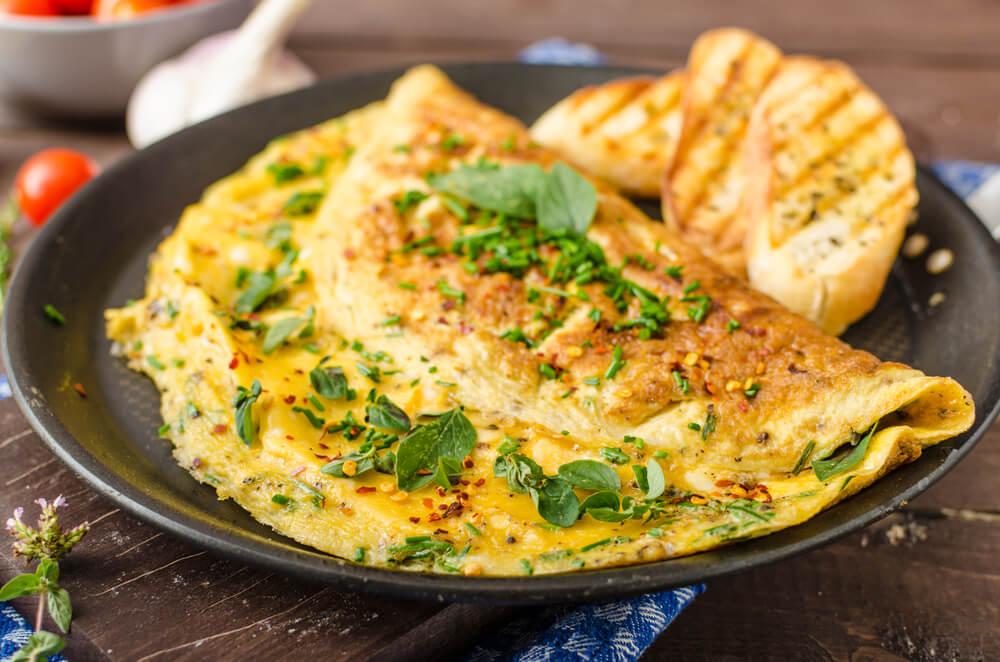 Tortillas de espinacas sin harina