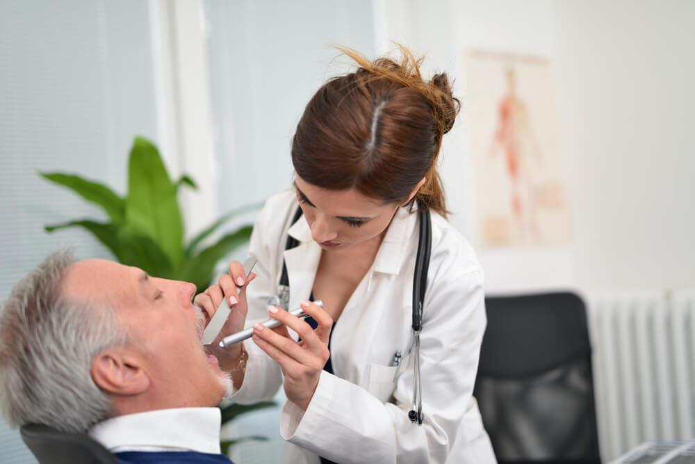 Tratamiento de la leucoplasia