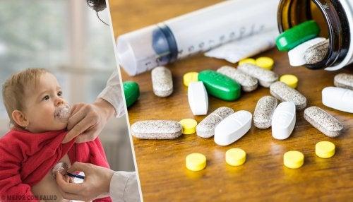Tratamiento de la neumonía en niños