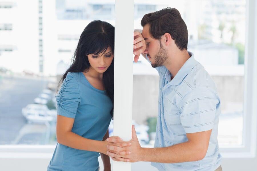 Problemas en la pareja por falta de comunicación