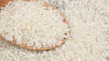 El arroz es una fuente de carbohidratos saludables