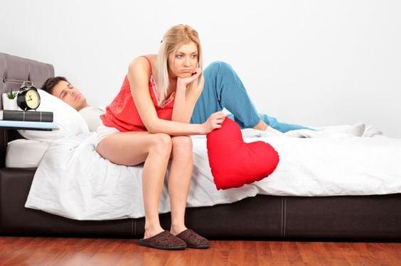 La asexualidad debe ser tratada con la pareja para que no se interprete como ausencia de amor