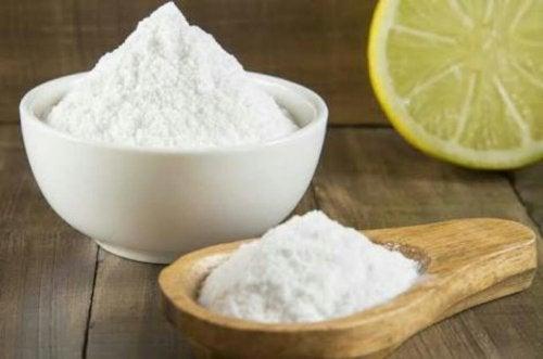 bicarbonato-sodio estufa