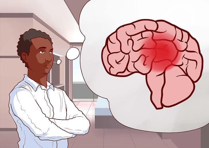 Lesión cerebral