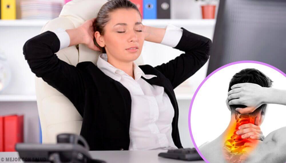 Descubre cómo tratar una contractura cervical