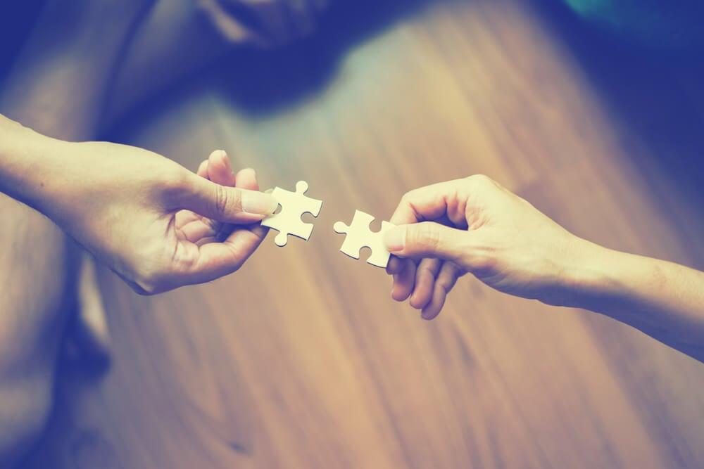 Pérdida de individualidad en la pareja amor romántico