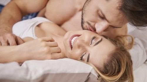 Calidad del sexo: sentir cada gesto y caricia