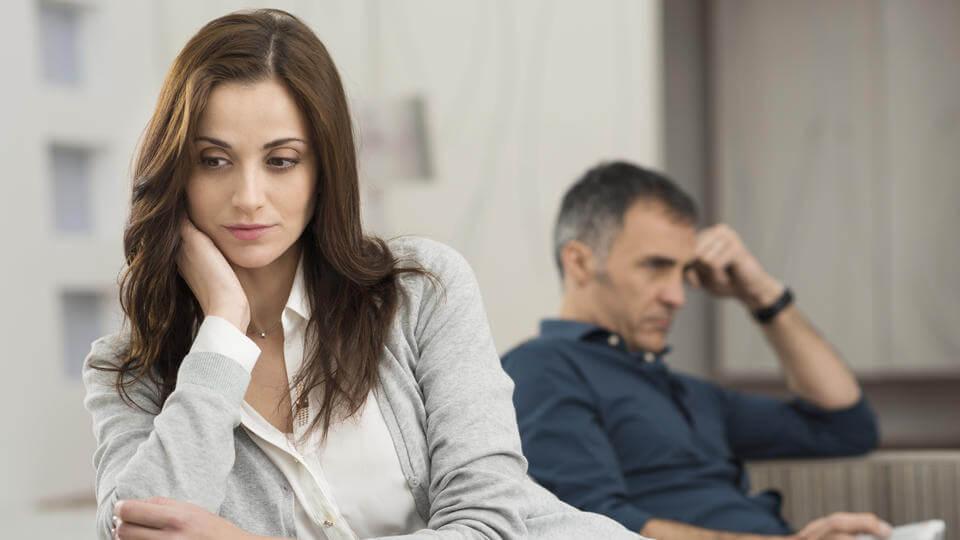 Causas que deterioran una relación
