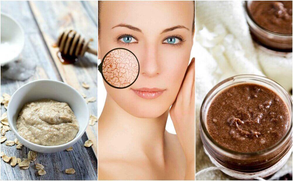 Cómo preparar mascarillas naturales para la piel seca