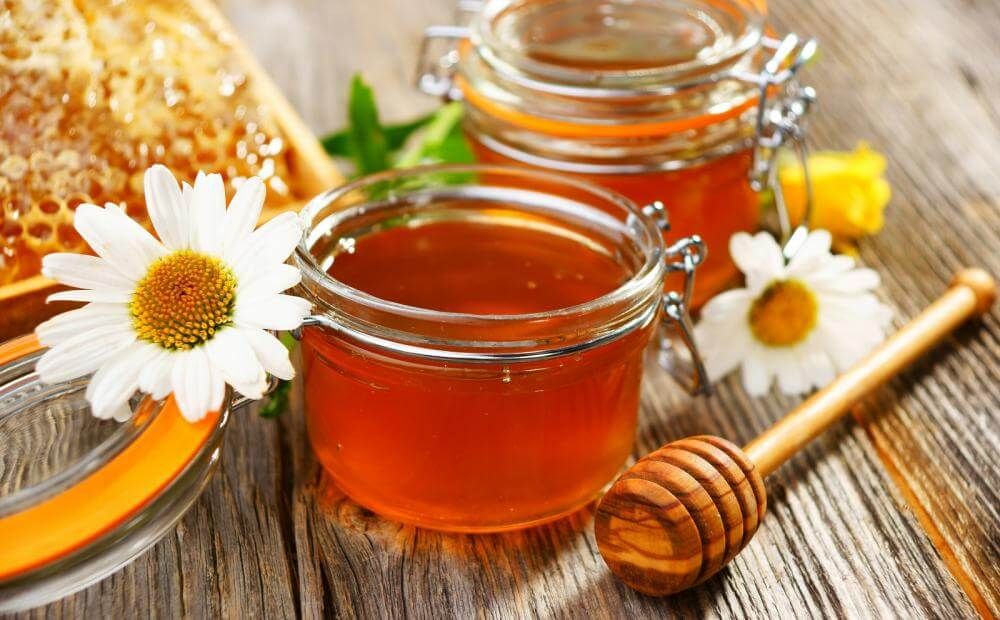 Miel de abejas para adelgazar.