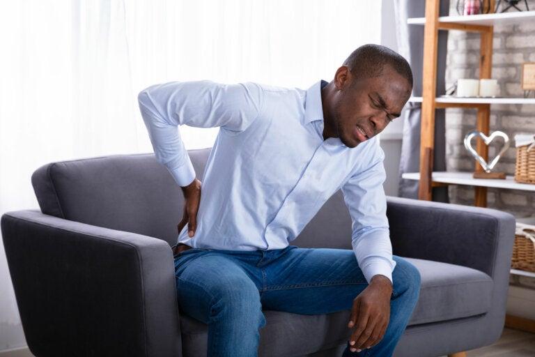 Diferencias entre lumbalgia y ciática