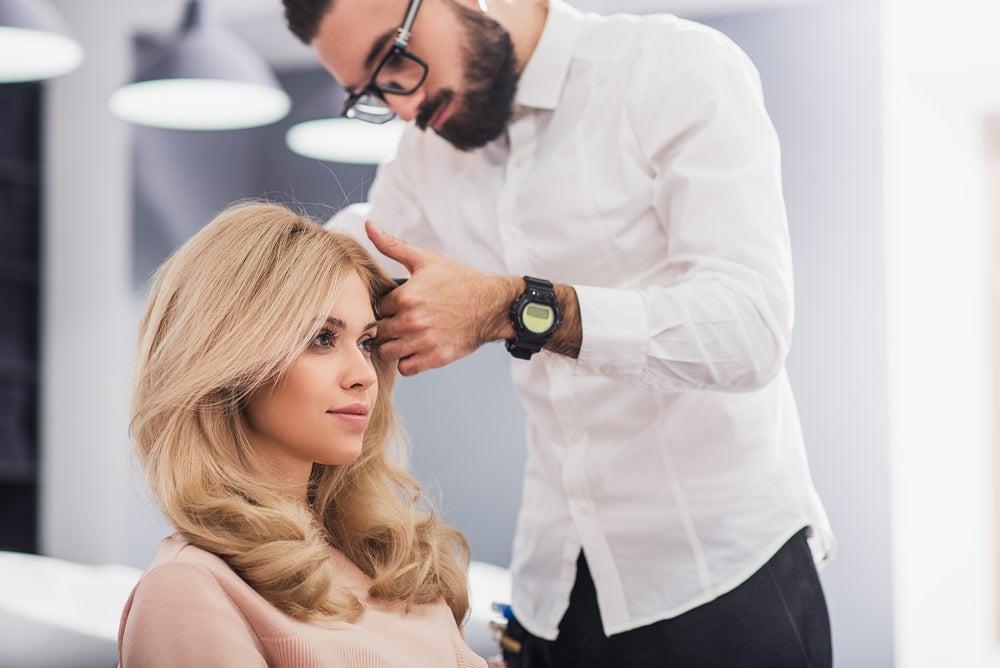 Ir a la peluquería aumentará tu autoestima