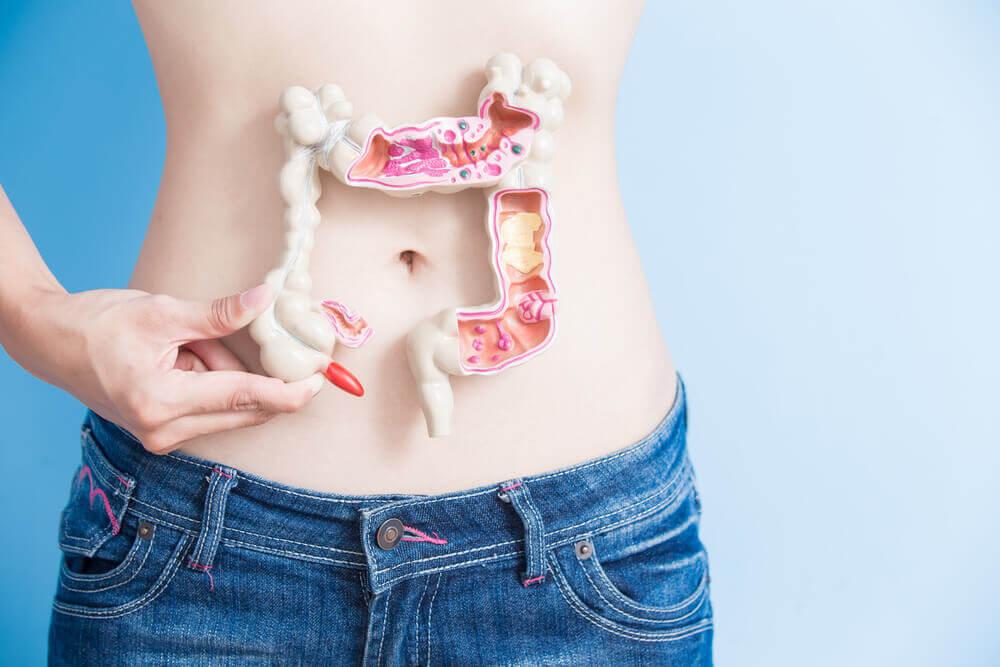 6 signos de que tu intestino está enfermo.