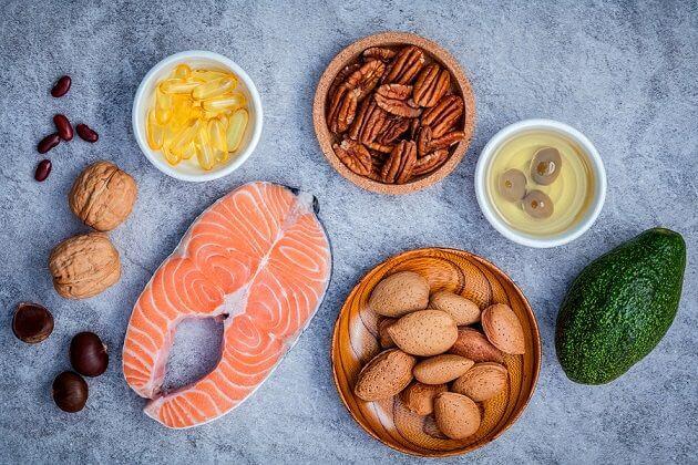 Fødevarer med omega-3