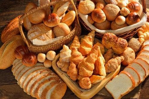 Preparar pan sin gluten