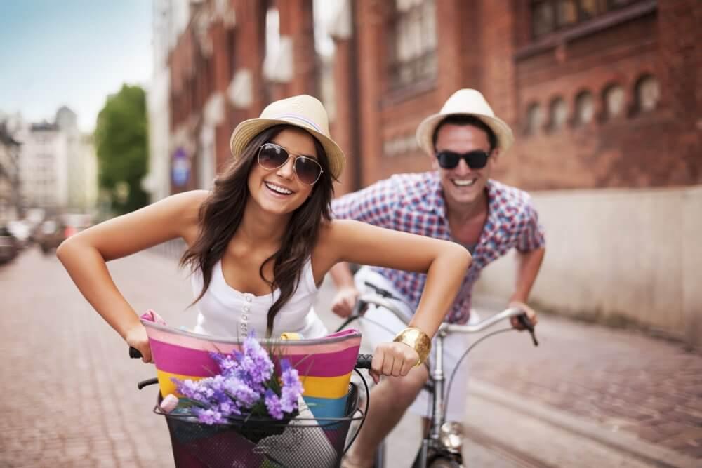 Fazer as coisas juntos para ser bem-sucedido como casal